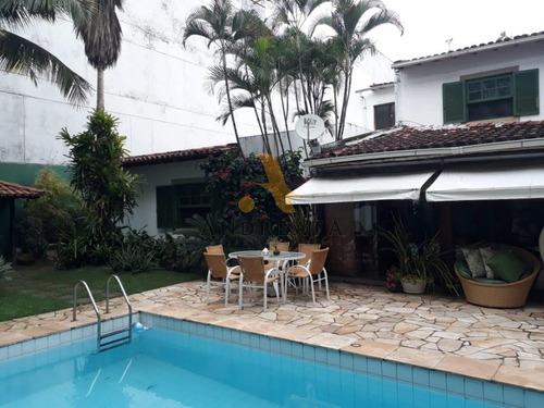 Imagem 1 de 30 de Casa De Rua Na Gleba A - Recreio Dos Bandeirantes - Sqa1565i - 34800953