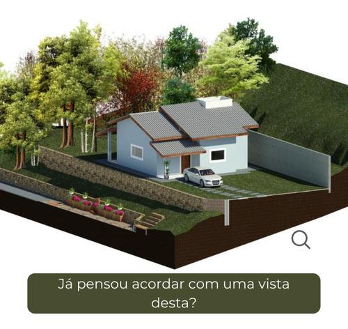 Imagem 1 de 11 de Casa De Campo, Chácara  -  Nova - Pronta Para Morar