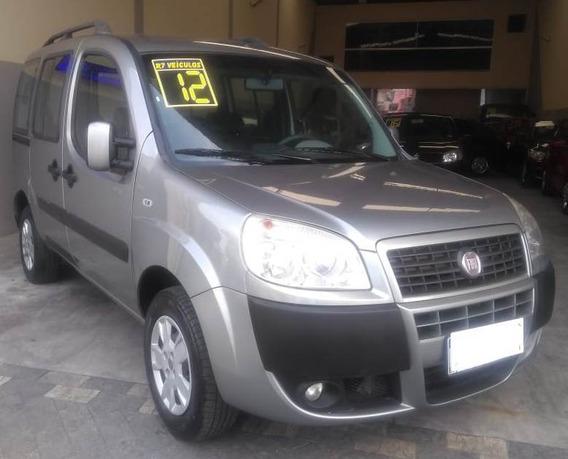 2012 Fiat Doblò Completo 7 Lugares
