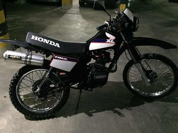 Vendo Honda Xl 125 Restaurada