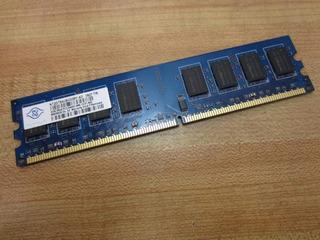 Ram Nanya 2gb Ddr2 Desktop Pc