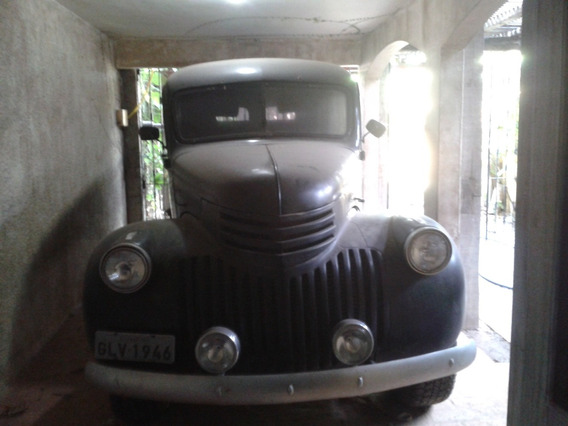 Chevrolet/gm Delivery 1946 Panel Truck