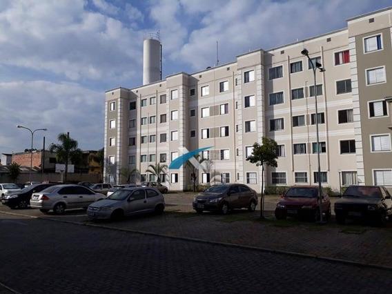 Apartamento Com 2 Dormitórios Para Locação Na Vila Urupês Em Suzano - Sp. - Ap4976