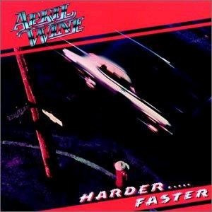 April Wine - Harder... Faster (cd Importado)