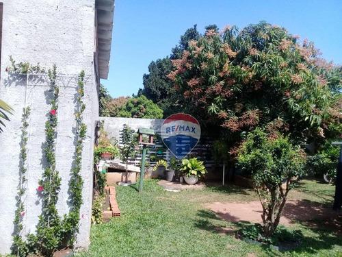 Imagem 1 de 12 de Chácara À Venda, 1000 M² Com Barracão 174 M², Bairro Da Parada, Artur Nogueira/sp - Ch0122