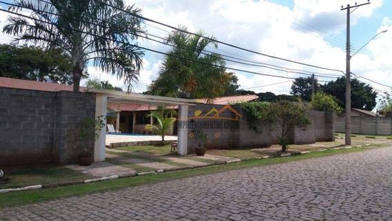 Chácara Residencial À Venda, Condomínio Santa Inês, Itu. - Ch0081