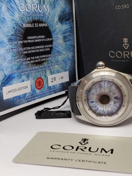 Relógio Corum Bubble Edição Limitada Magical 52 Matteo
