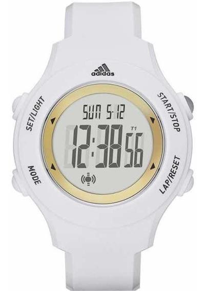 Relógio adidas Performance Digital Branco E Dourado