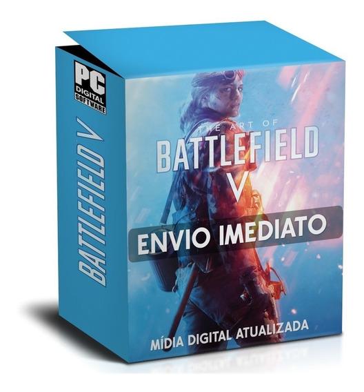 Battlefield V - Pc - Mídia Digital - Envio Imediato