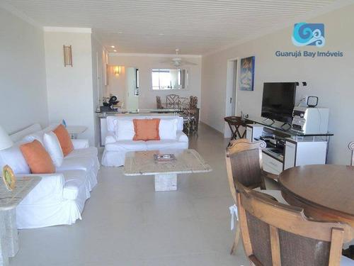 Imagem 1 de 30 de Apartamento À Venda, Sorocotuba, Guarujá. - Ap4562