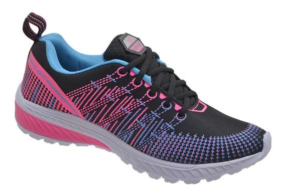 Tênis Feminino Confortável Promoção Caminhada Envio Imediato
