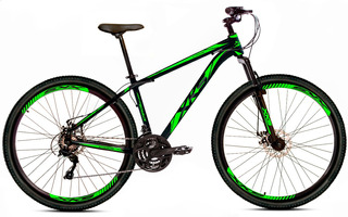 Bike Aro 29 Xks Alumínio Freio A Disco 21 Velocidade