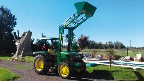 Pala Cargadora Frontal Para Tractor John Deere