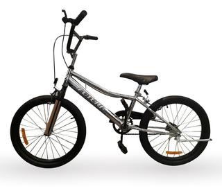 Bicicleta Futura Freestyle Cromada R20 4143 Otero