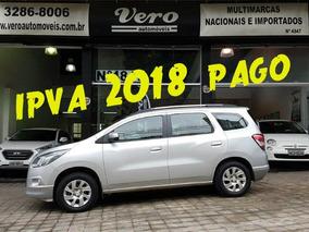 Chevrolet Spin 1.8 Ltz (mec) 2016
