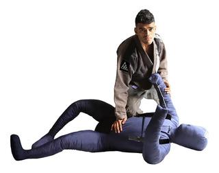 Boneco Sparring Jiu Jitsu - Cheio - Frete Grátis- Sp Capital