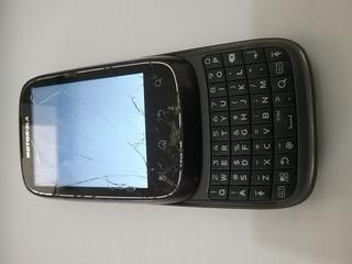 Celular Motorola Xt300 Spice Key 3.2mp 3g Wi-fi Gps 316