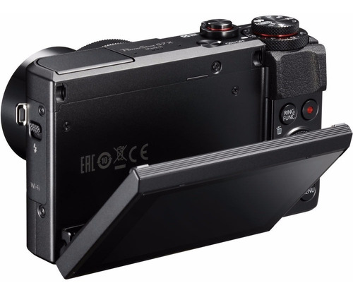 Câmera Canon Powershot G7x Markll Wi-fi Nfc