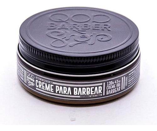 Creme De Barbear Custom System Qod 130g