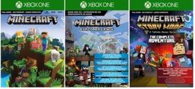 Minecraft + Explorer Pack + Story Mode - Código De 25 Digito