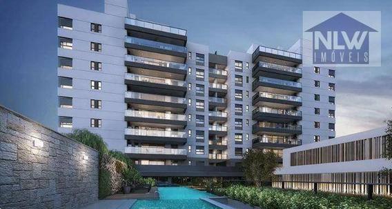 Apartamento Com 3 Dormitórios À Venda, 146 M² Por R$ 1.685.000 - Sumaré - São Paulo/sp - Ap1373