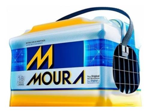 Imagem 1 de 1 de Bateria Golf Tsi Jetta Tsi Amarok Gasolina Moura 75ah M75ld