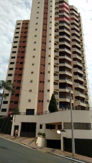 Apartamento Para Venda E Locação, Vila Monteiro, Piracicaba. - Ap0805