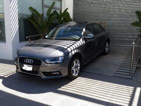 Audi A4 2.0 T Fsi At 8 Cambios Levas L. Nueva Gris 2012