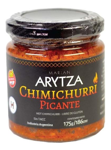 Chimichurri Picante Gourmet Arytza - 100% Natural - Sin Tacc