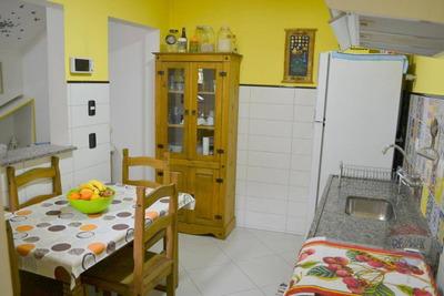 Casa Residencial À Venda 70 M², 2 Dormitórios, 2 Suítes, 1 Vagas Na Ipiranga - Ca0021