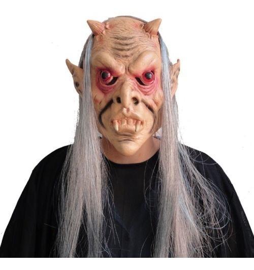 Disfraz De Miedo Horror Máscara De Halloween Adulto