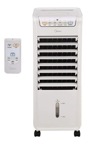 Climatizador De Ar Frio 60w Midea Branco Akaf1 110v