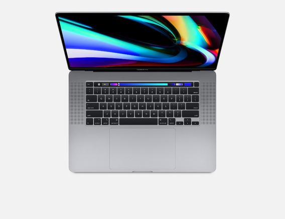 Macbook Pro 2020 16 Nf Apple Br I7 512 16gb Ram - Envio Já