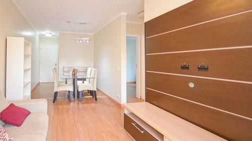 Apartamento À Venda, 63 M² Por R$ 620.000,00 - Vila Mariana - São Paulo/sp - Ap0216