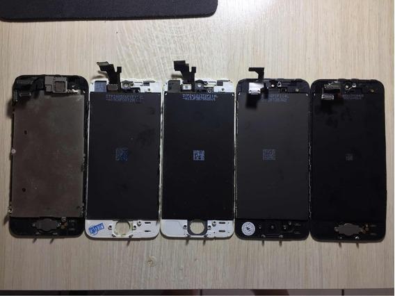 Varios Displays iPhone 5 - Retirar Peças #002#