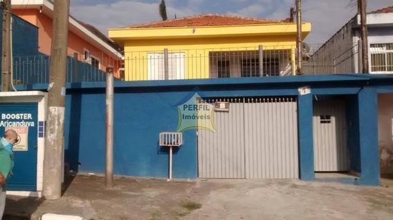 Casa À Venda 166 M² Ribeirão Pires - Ouro Fino Paulista - 3088