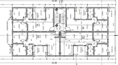 Apartamento Com 2 Dormitórios À Venda, 39 M² Por R$ 220.000,00 - Vila Humaitá - Santo André/sp - Ap11056