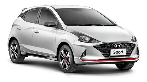 Hyundai Hb20 Sport 1.0 Tgdi Flex At. 5p 21/22