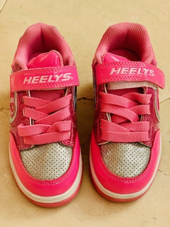 Nuevos *zapato/patin Marca Heelys, Talla 12/ 30 (niña)