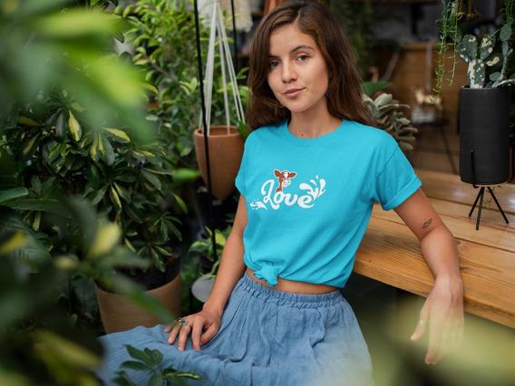 Camiseta Feminina Clube Da Bezerra - T-shirt Agro