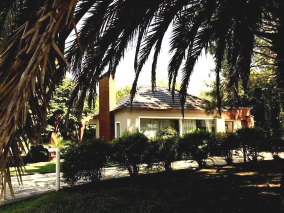 Impecable Y Calido Chalet En Alquiler En Country San Diego