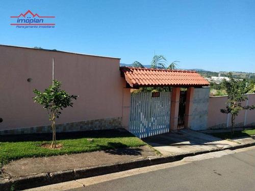 Imagem 1 de 25 de Chácara À Venda, 800 M² Por R$ 650.000,00 - Loteamento Vale Das Flores - Atibaia/sp - Ch0217