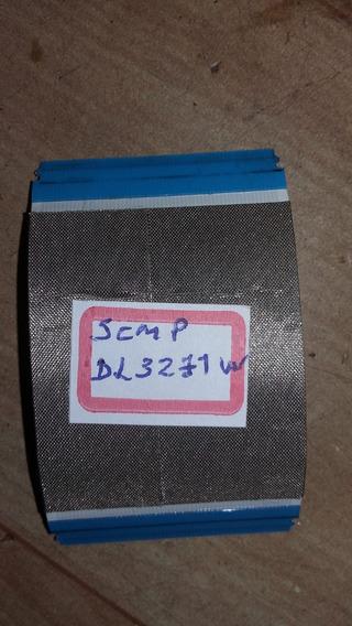 Cabo Flat Tv Semp Modelo Dl 3271(b)w