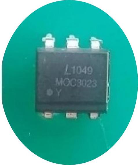 Moc3023 Optoacoplador Circuito Integrado (5 Unidades)