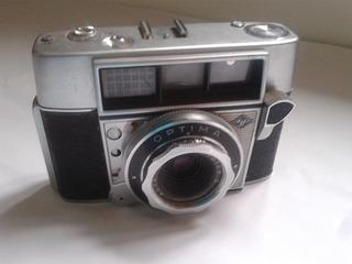 Câmera Agfa Optima Compur Alemã Frete Grátis