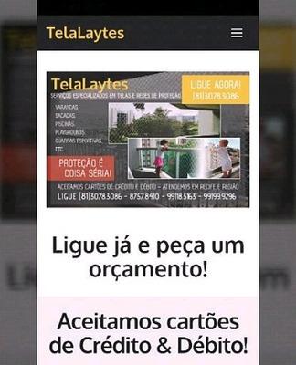 Redes E Telas De Proteçao