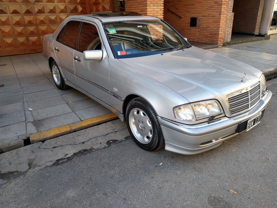Mercedes Benz C280 1998 Elegance