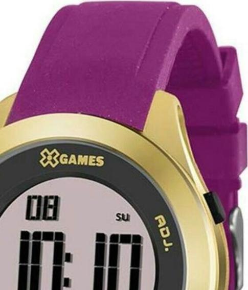 Relógio Feminino X-games Xmppd498 Rxrx Digital Quartz