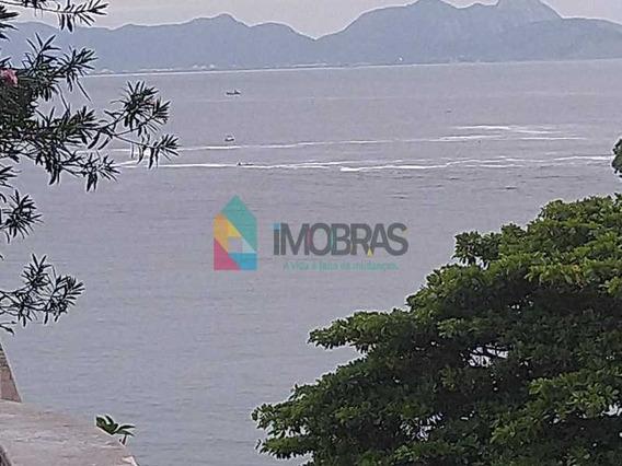 Cobertura Duplex Vista Mar E Praia Na Quadrissima Da Praia! - Cod2838