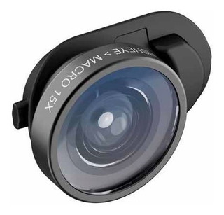 Olloclip Lente Macro 15x Y Fish Eye iPhone X-xr-xs U Otros